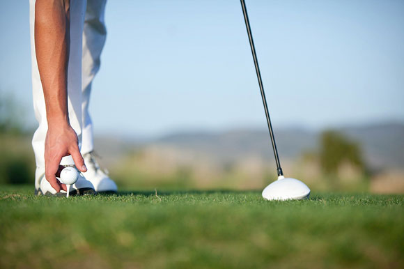 Tee Shot with Best Golf Clubs For Sale